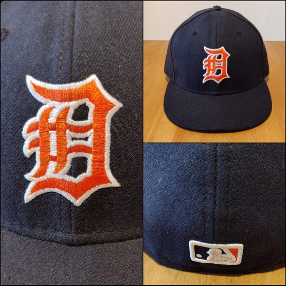 New Era Other - Detroit Tigers 7 3/8 NewEra 59/50 Cooperstown RARE